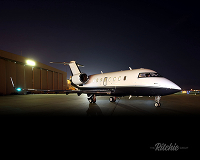 SOLD: 2009 Challenger 605