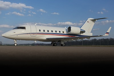 SOLD: 1999 Challenger 604